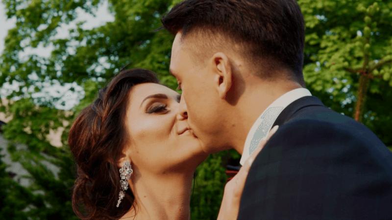 Teledysk ślubny MovieTak Moja Pasja Sosnowiec - Patrycja + Darek
