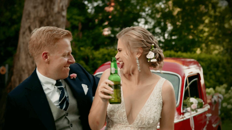 Ania i Mati Film Ślubny